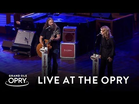 Alison Krauss Jamey Johnson Make The World Go Away Live At