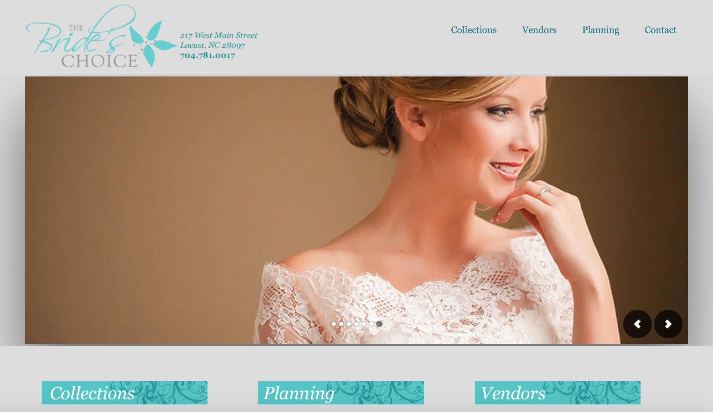 The Bride\'s Choice | Charlotte, NC Wedding Dress Shop | Bridal ...