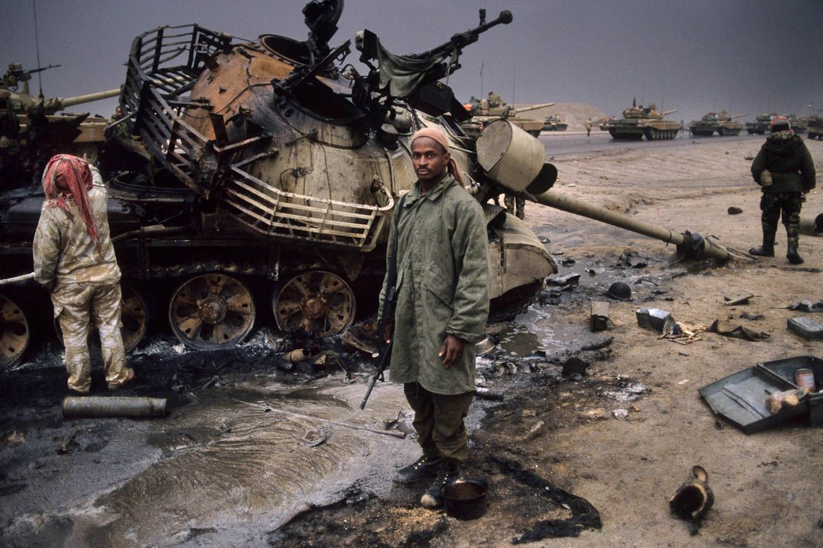 an essay on the gulf war of 1991 The gulf war in 1990-1991 was a reaction to saddam's threat to the region, which eventually caused significant changes in middle east affecting economic, political and social conditions.