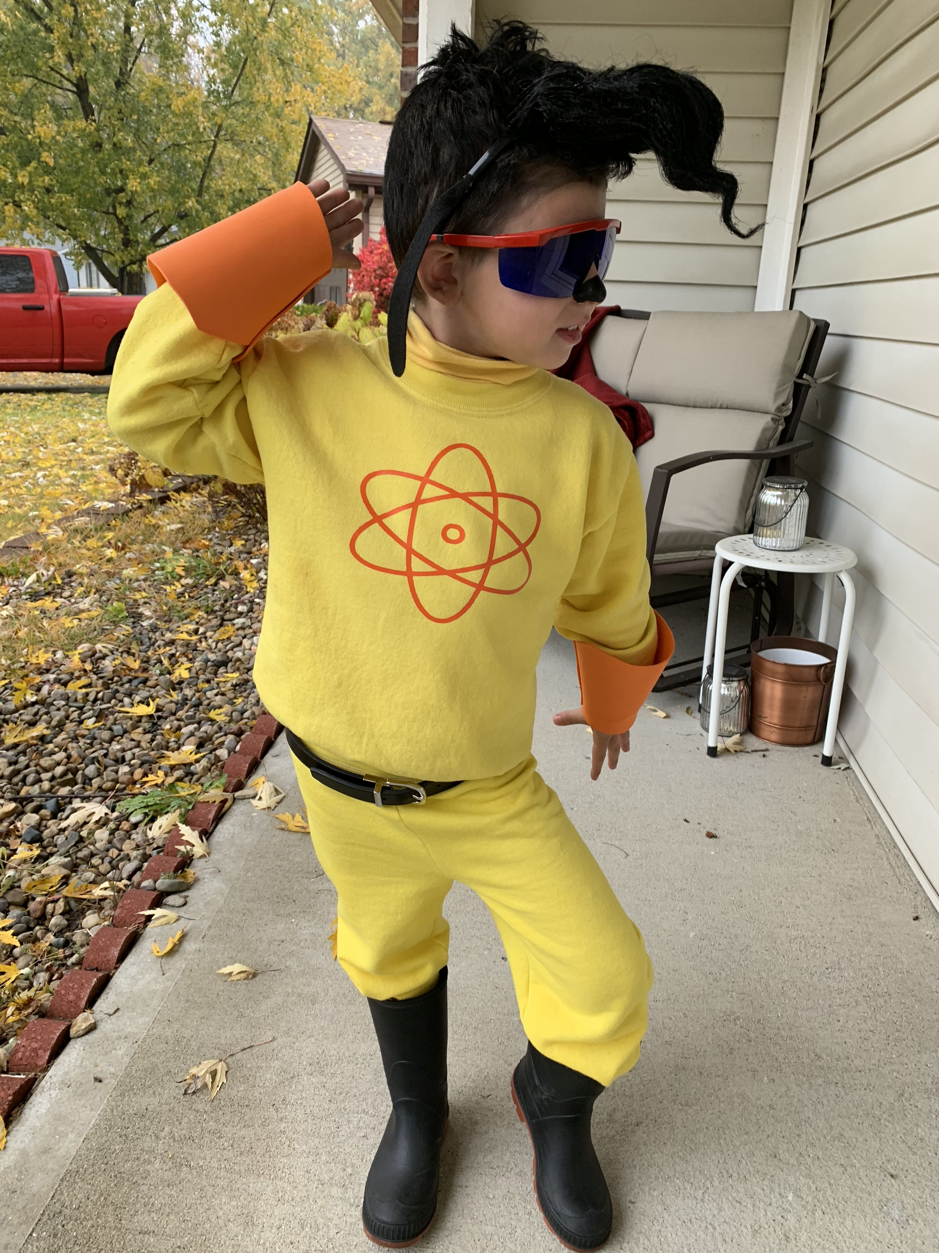 The goofy movie Powerline costume (With images) Family