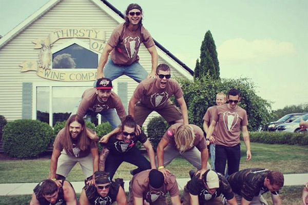 15 Of The Most Por Stag Do Ideas