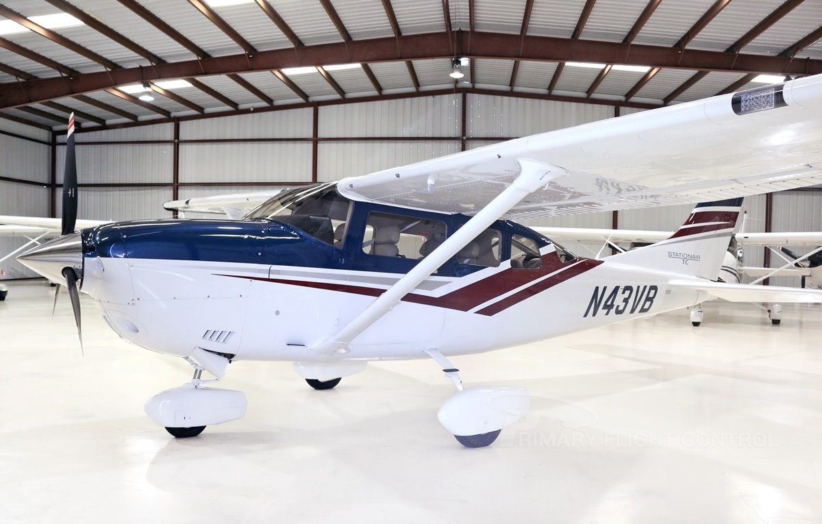 For Sale! 2017 Cessna T206H Turbo Stationair N43VB, Serial Number