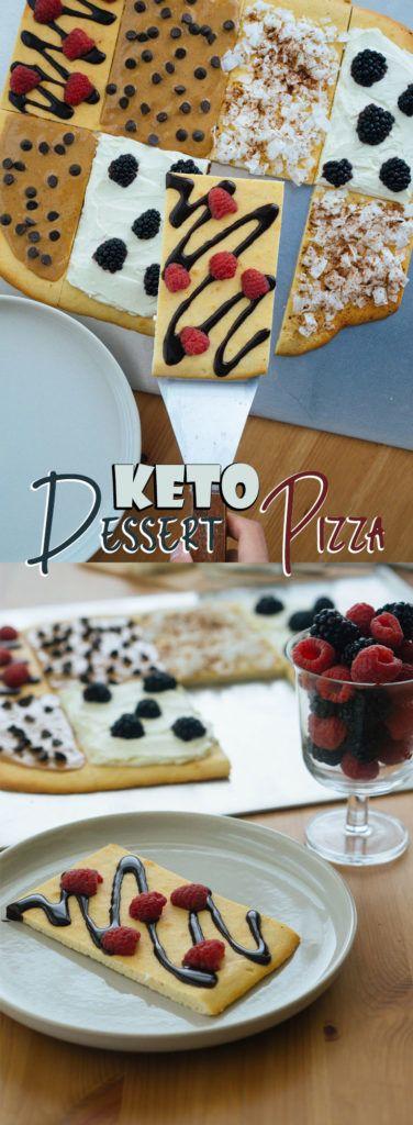 Photo of Dessert Pizza Recipe