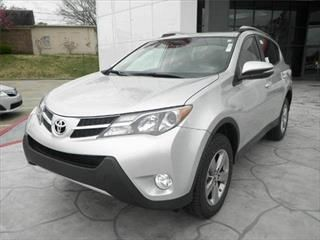 2015 Rav4 XLE Front Wheel Drive Body Style Sport Utility Vehicle