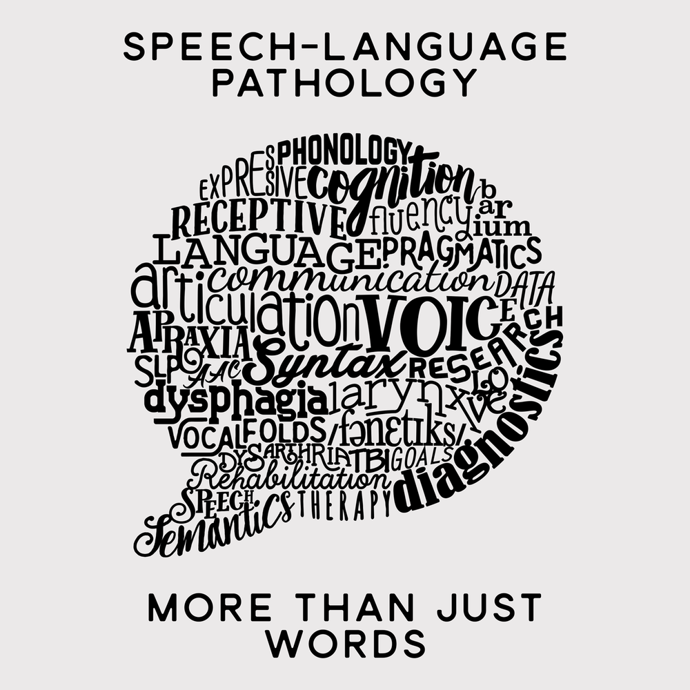 dissertation speech and language therapy Utilizing music in speech and language therapy for preschool children and children with autism: a systematic review by joelle k johanson a thesis submitted in.