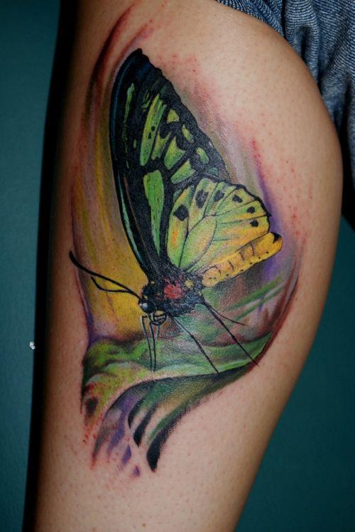 Lower Body Tattoos: Feminine Lower Leg Tattoos