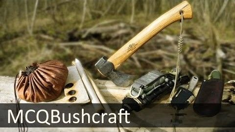What's Bushcraft? | MCQBushcraft