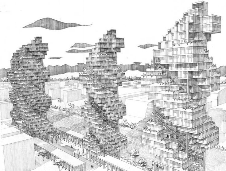 Architecture Drawings Clouds Google Search Architectural
