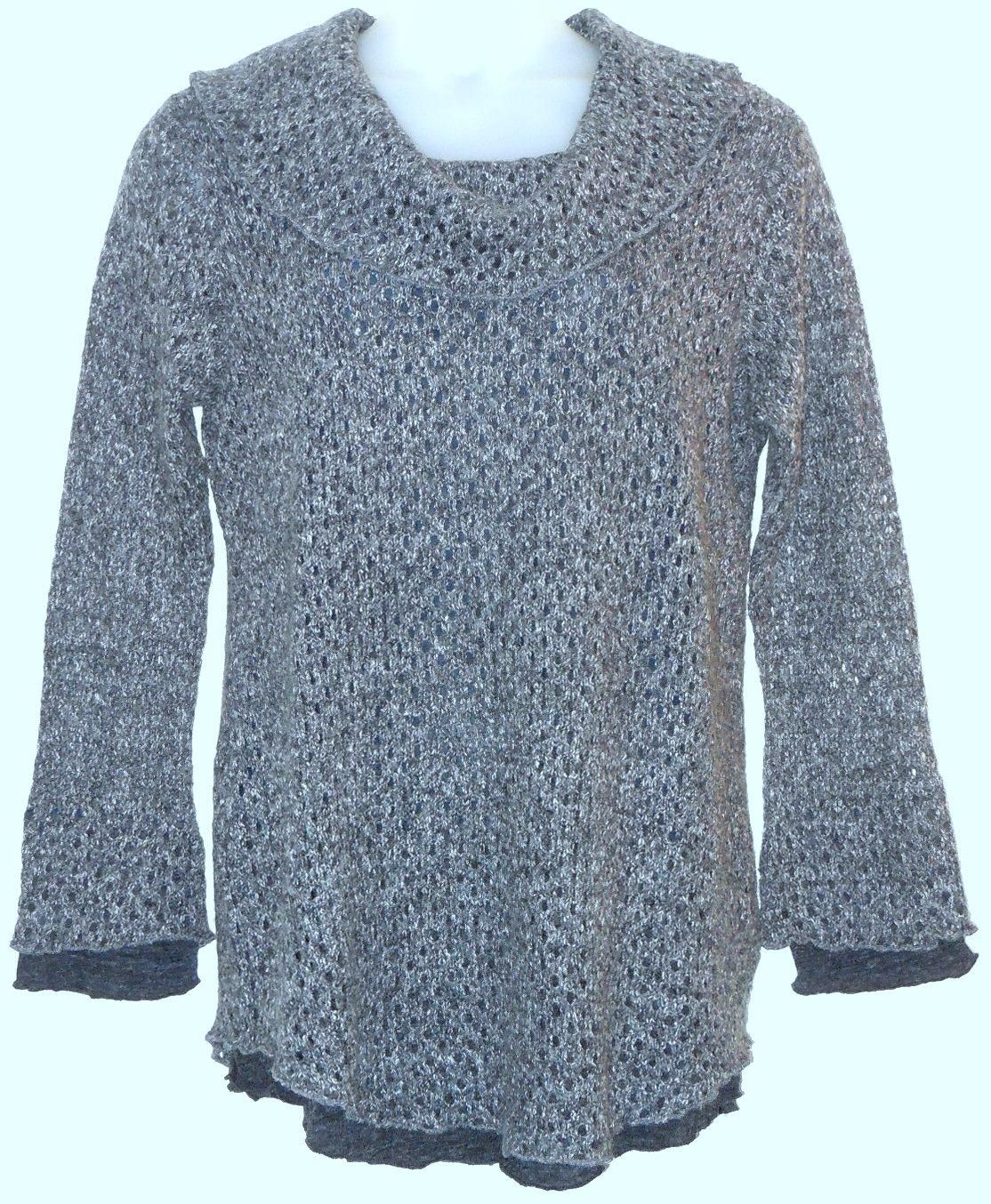 75ec00a85d3 Soft Surroundings Cowl Tunic Sweater. Free shipping and guaranteed  authenticity on Soft Surroundings Cowl Tunic SweaterWonderful layered look  cowl neck ...