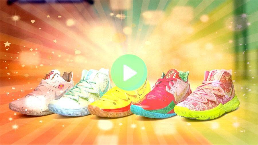 son los tenis Nike inspirados en personajes de Bob Esponja Así son los tenis Nike inspirados en personajes de Bob Esponja  Nike enlisted Nickelodeons SpongeBob Squ...