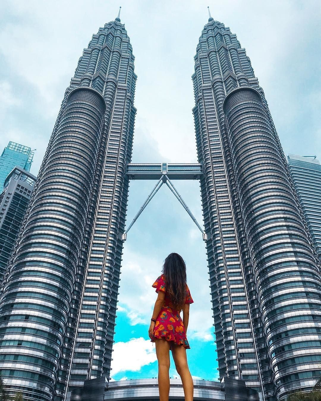"""The Discoverer on Instagram: """"Now Discovering the Petronas"""