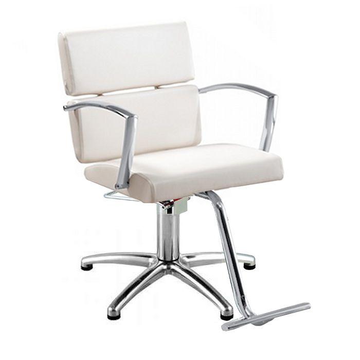 Charlotte White Salon Chair. Charlotte White Salon Chair   Salons  Styling chairs and Salon