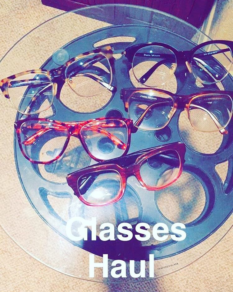 Look How Many Glasses Do You Have? | Glasses | Pinterest | Eyewear ...