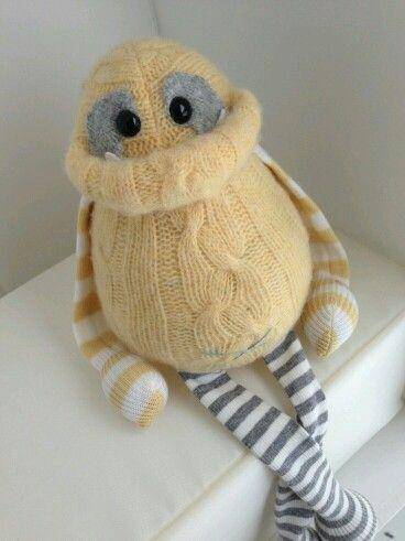 Pin von Lizz Gill auf Old Sweater   Pinterest   Sockentiere, Socken ...
