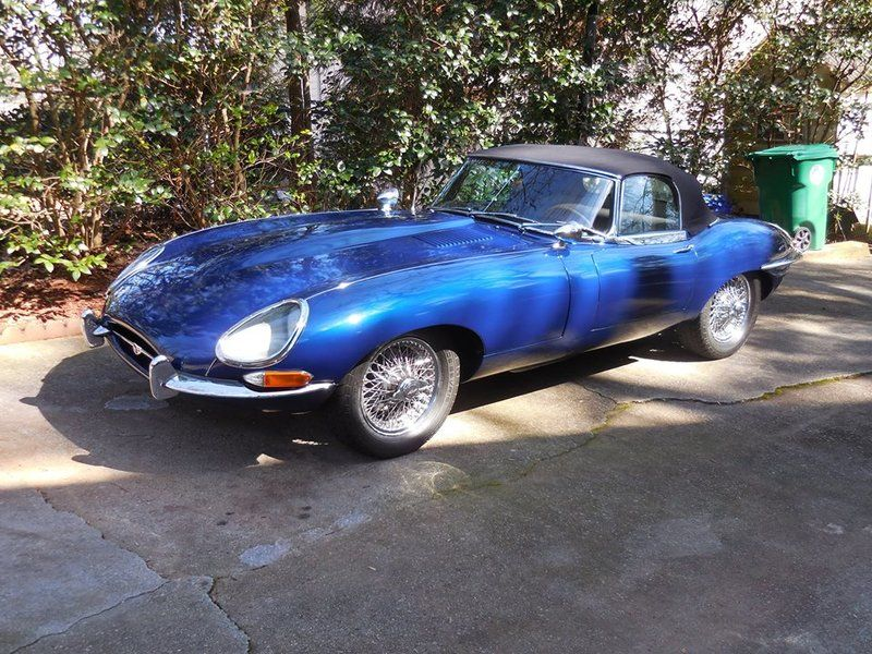 Jaguar 1967 E-Type Roadster (GA) - $225,000 Please call Chris @ 770 ...