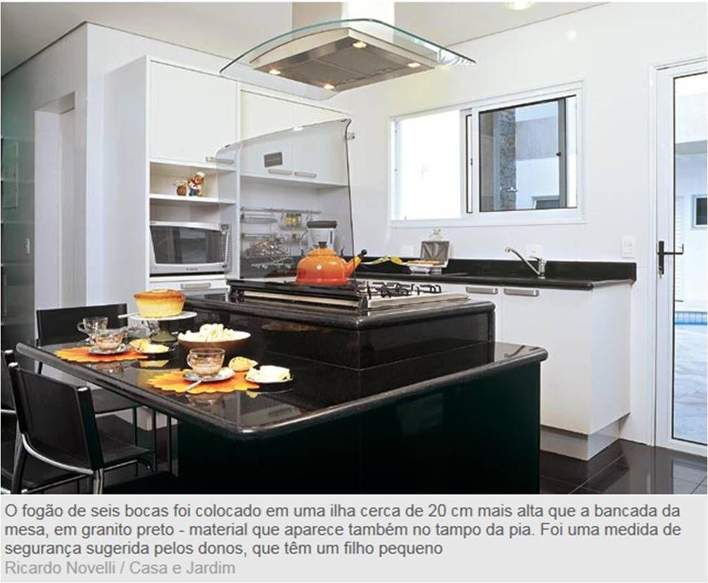 Cozinha ilha mesa de granito home decor pinterest - Mesa de granito ...