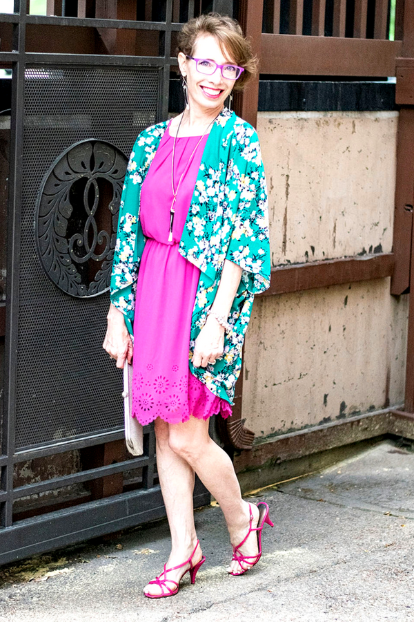 3e8b59972365 Wearing our Summer Kimono Outfits for a Dressy Affair for Women over ...