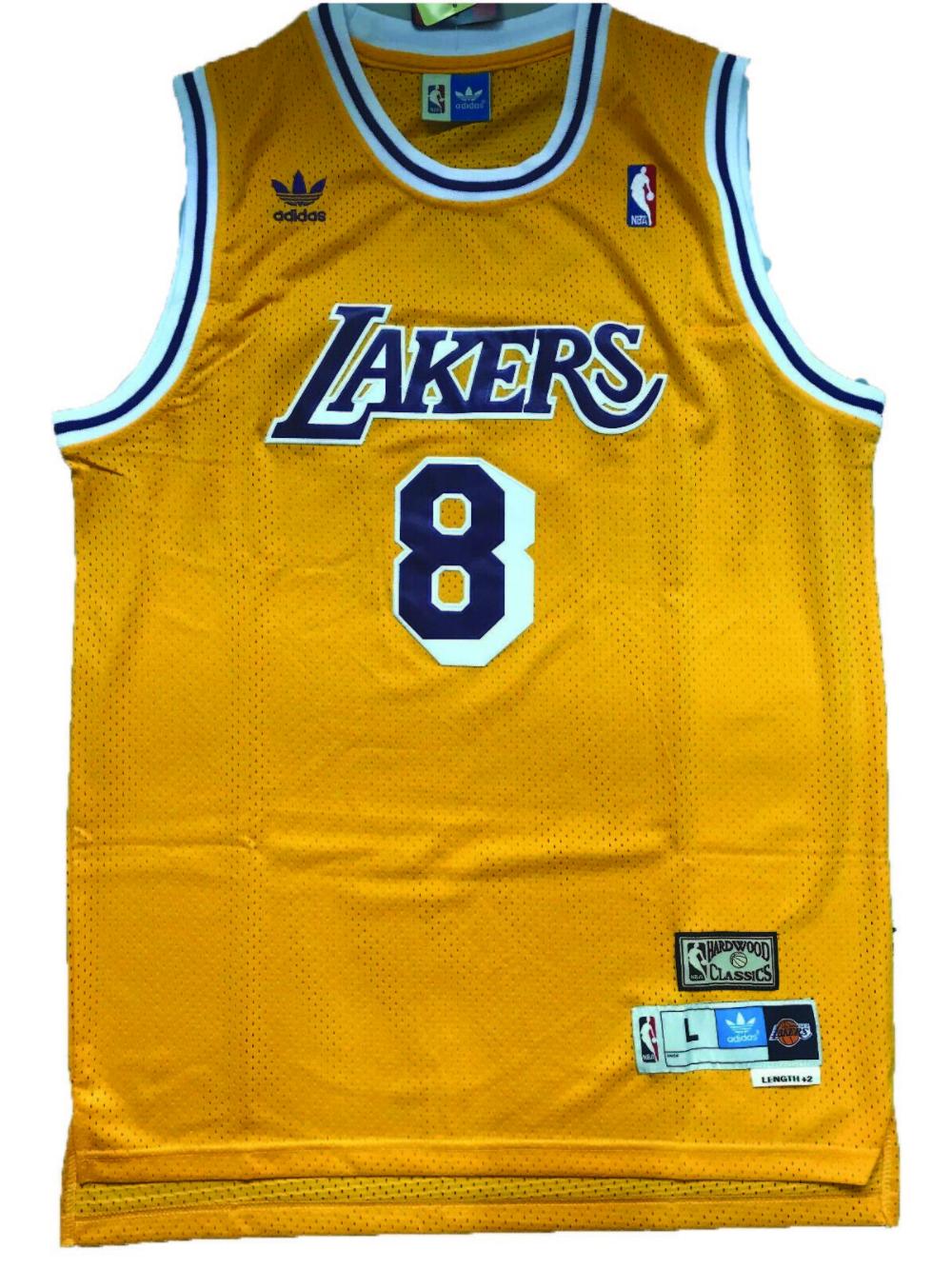 Kobe Bryant Los Angeles Lakers Hardwood Classics 8 24 Men S Swingman Jersey In 2020 Kobe Bryant Kobe Bryant Los Angeles Kobe
