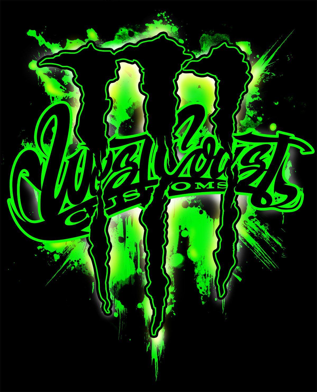 monster energy logo に対する画像結果 | Monster energy, Black ...  Monster