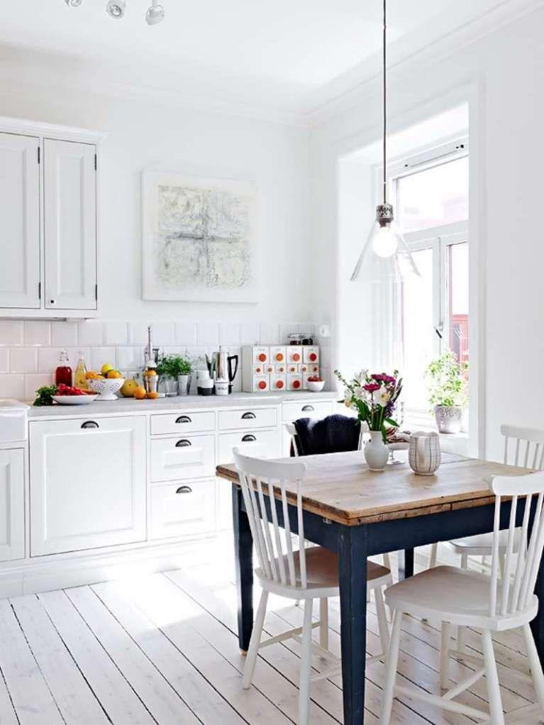 Come arredare la cucina in stile nordico   Arredo interni ...
