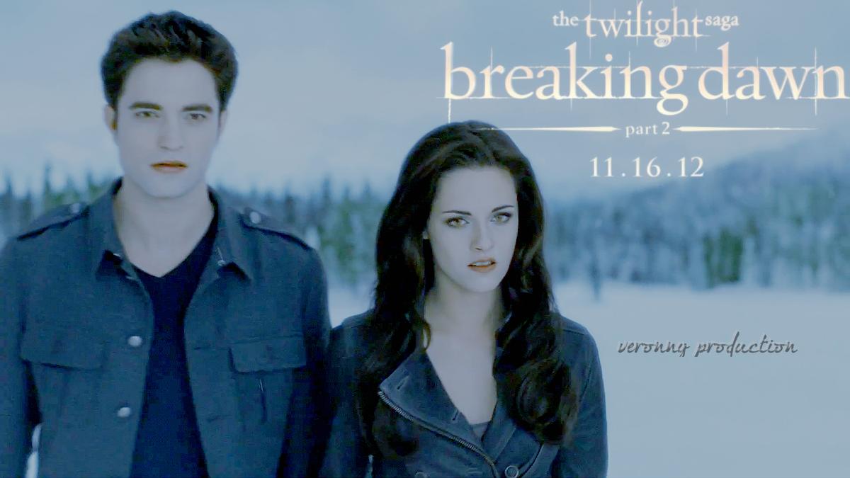 Twilight Saga Breaking Dawn Wallpaper