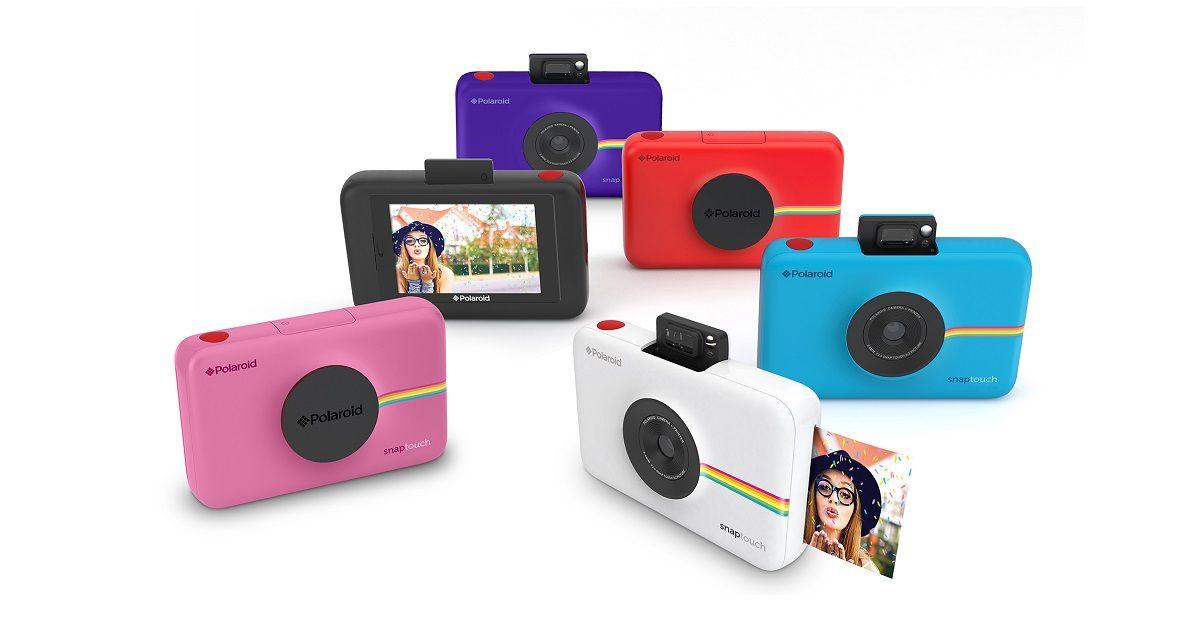Gagnez un appareil photo Polaroid Snap Touch   Nos vieux souvenirs ... 43f272c34ea7