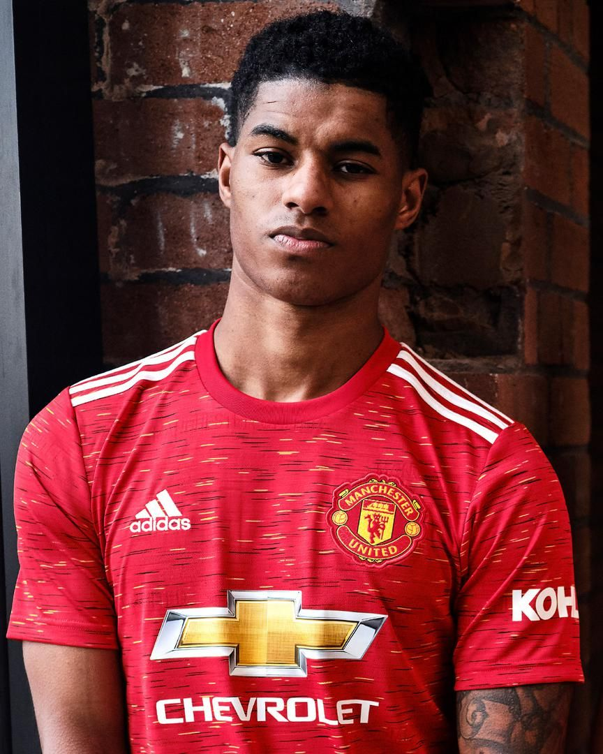 Man Utd Release New 2020 21 Adidas Home Kit Manchester United In 2020 Manchester United Logo Manchester United Manchester United Players