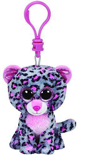 9ccfe0877ed Ty Beanie Boos Tasha - Leopard Clip Ty Beanie Boos  http   www.amazon.com dp B00S8I7FZE ref cm sw r pi dp SE52vb145G0AB