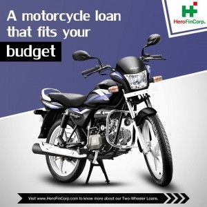 Obtain The Most Lucrative Rates On Bike Finance Apply For A Loan