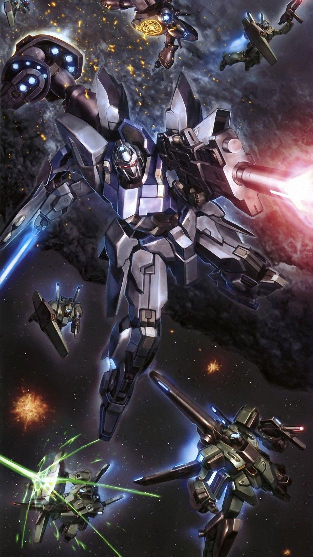 Denial Gundam by on