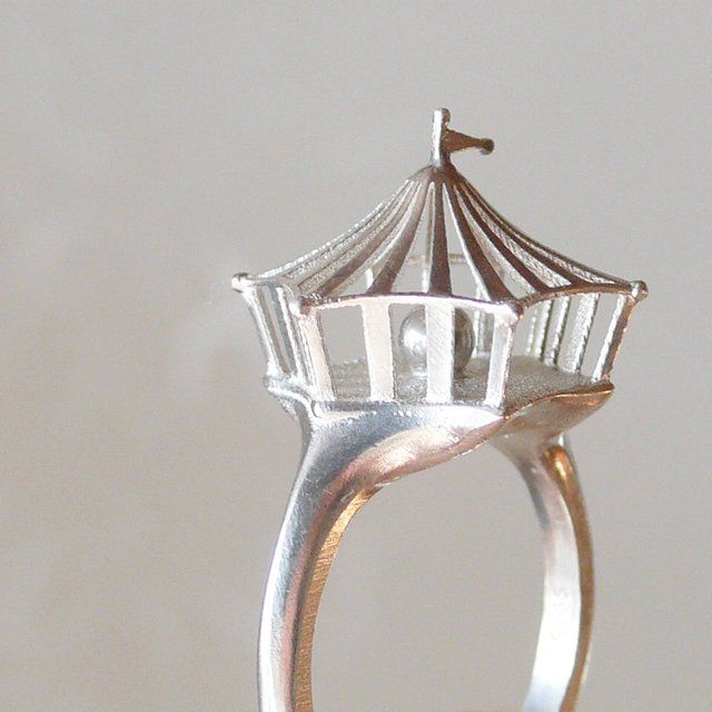 Circus Ring by monocircus
