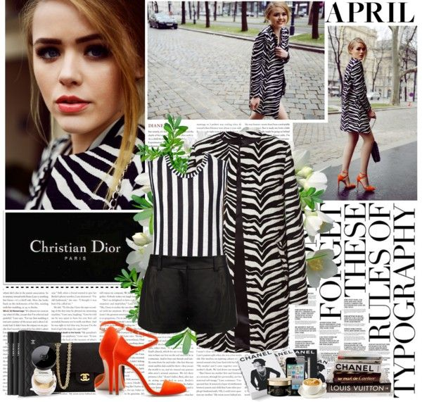 """""""Kristina Bazan."""" by albacampbell ❤ liked on Polyvore"""