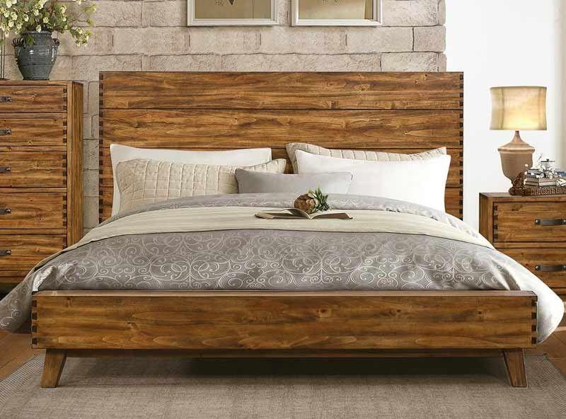 Elegant California Bed Frame Ideas