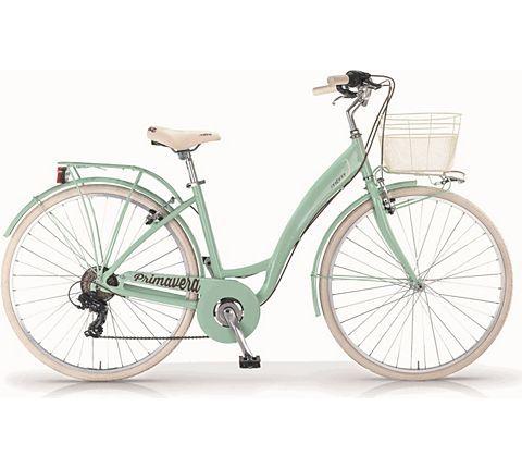Mbm Trekkingbike New Primavera 26 Zoll Mint Gartenxxl De Mit