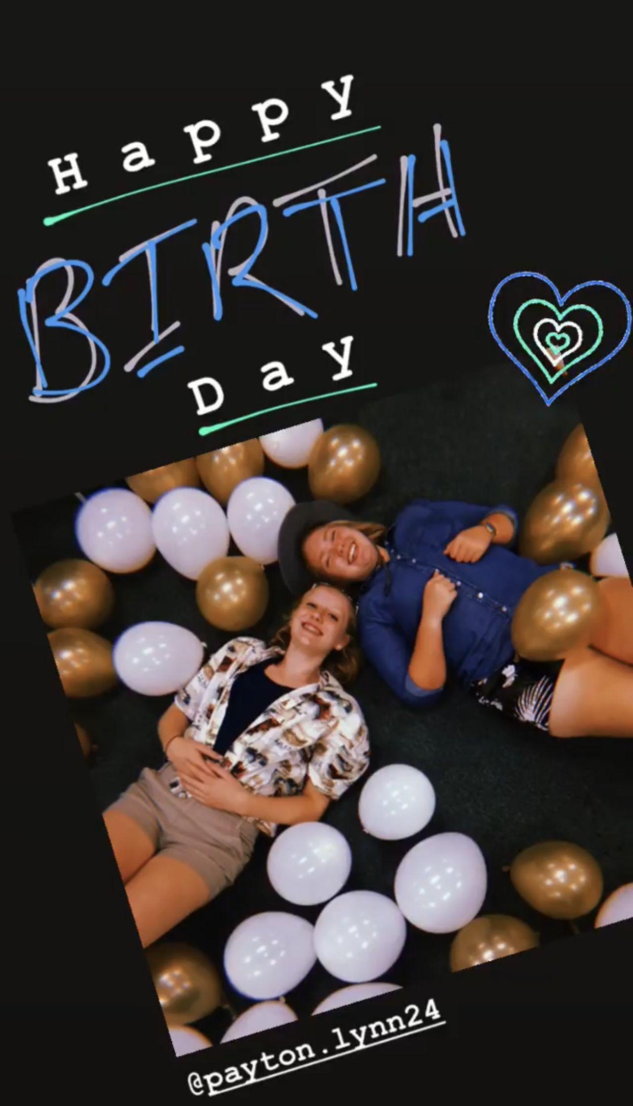 Birthday insta story (con imágenes) Historias de