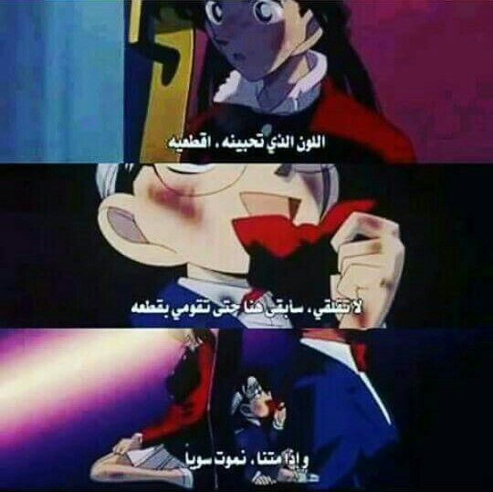 Pin By Aya On انمي In 2021 Anime Detective Conan Arabic Love Quotes