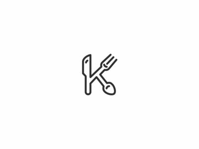 homework iv  k for kitchen  logos design kitchen logo