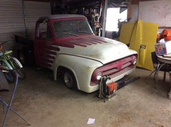 Ford: F-100 1953 ford f 100