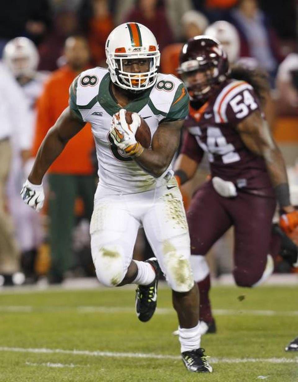 Duke Johnson runs wild as Miami Hurricanes dominate