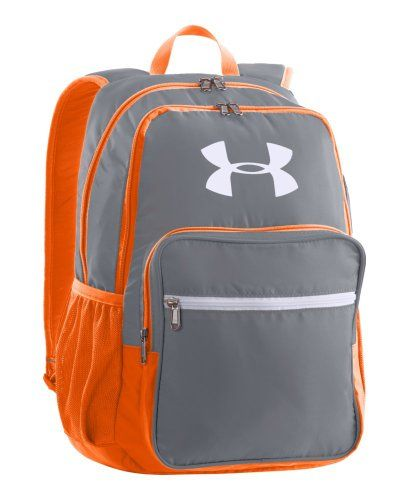 Under Armour Boys HOF Backpack, Steel, One Size fits All - Best ...