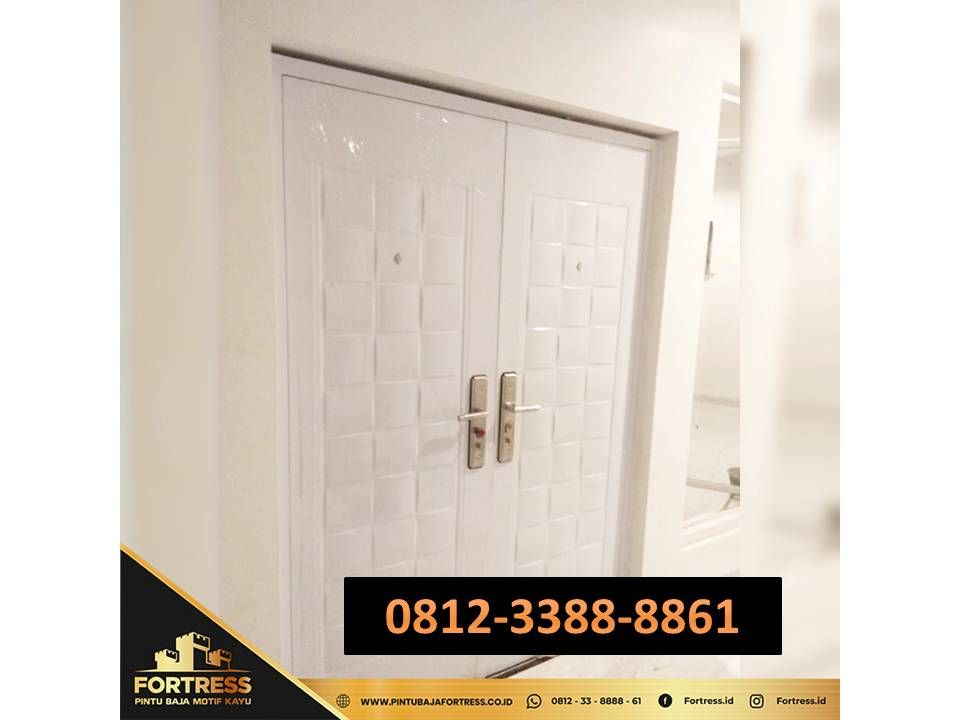 0812-3388-8861 (FORTRESS), The Door to a Safe Home