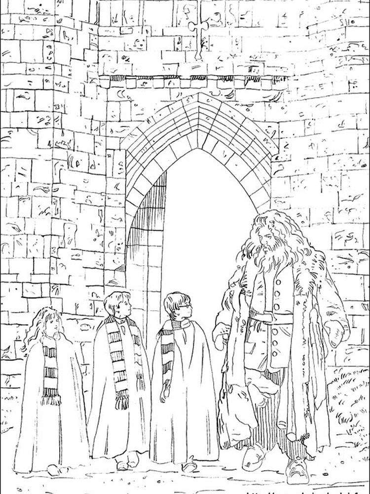 Harry Potter Coloring Pages Printable Free Coloring Sheets 2020