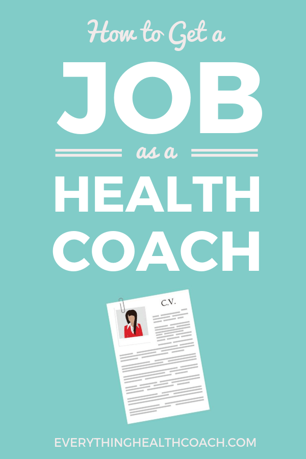 Where To Get A Job As A Health Coach A Beginners Guide Health Coach Leadership Coaching Motivational Interviewing