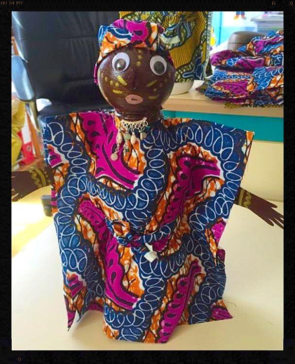 Connu Poupées africaines | Éducation | Pinterest | Afrique, Activité et  NG72