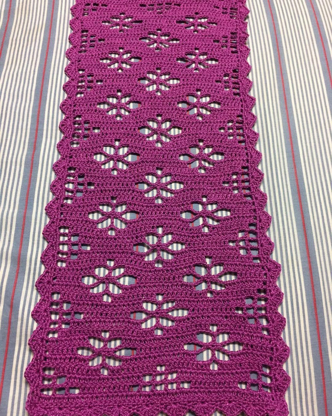 Caminho De Mesa De Croche 35 Pecas Lindas E Modelos Passo