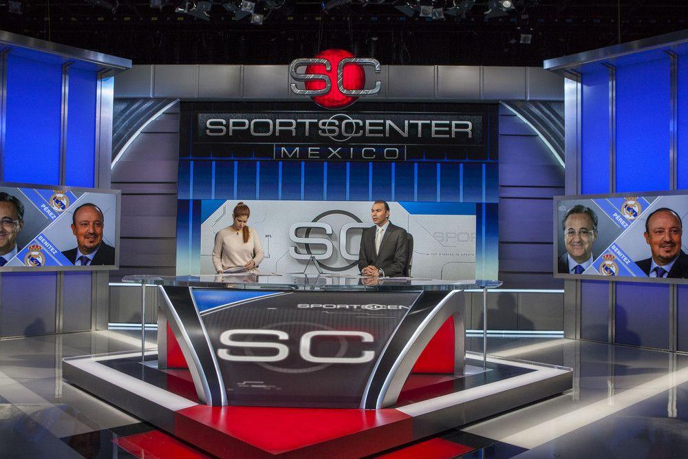 Image Result For Espn Sports Center Tv Set Design Stage Set Design Espn