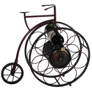 Penny Farthing Bicycle Wine Rack, From HomeWetBar.com Pictures Gallery