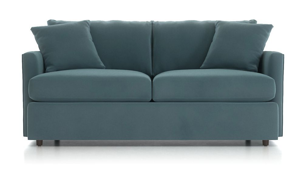 Lounge Ii Comfortable Apartment Sofa Reviews Crate And Barrel