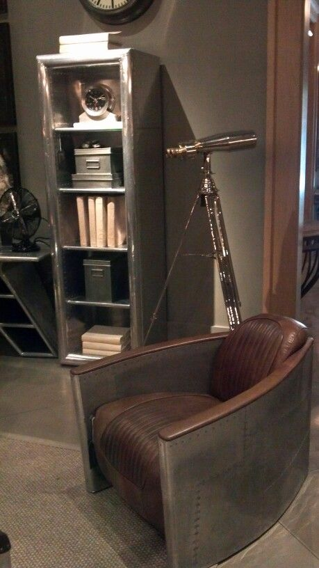 Aviation Chair At Restoration Hardware Vintage Industrial Decor Aviation Furniture Office Chairs For Sale