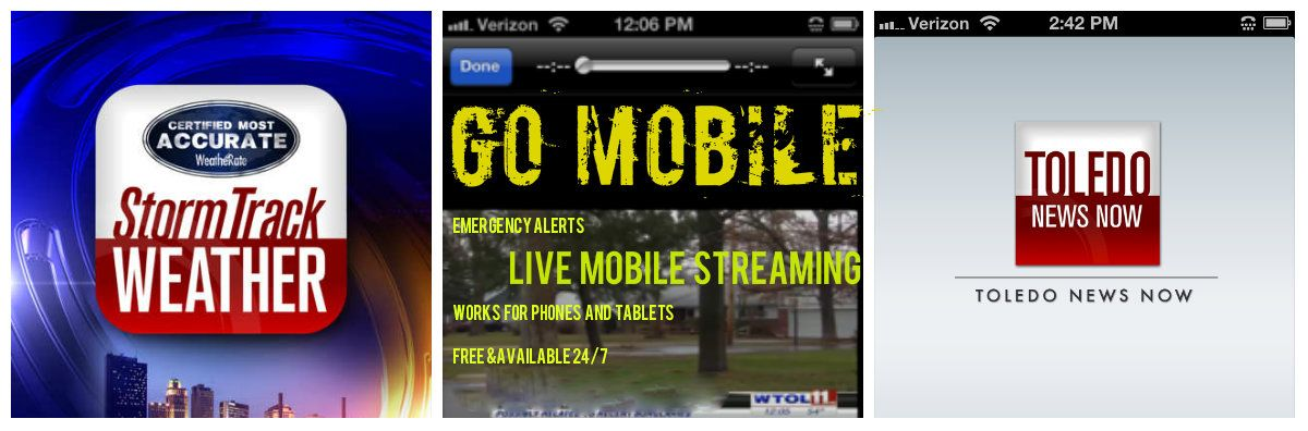 News and Weather for your mobile device - if you like WTOL 11 | As